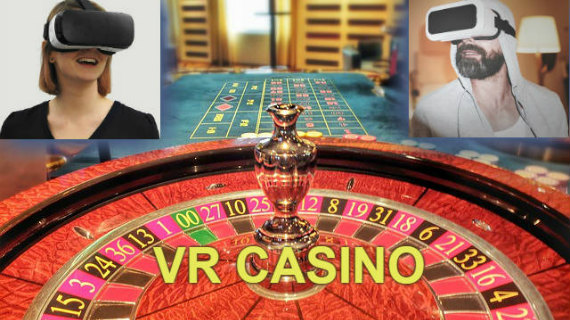 VR 3D Kasino Online